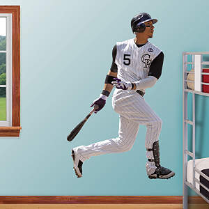 Carlos Gonzalez Fathead Wall Decal